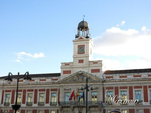 Puerta del Sol de Madrid (1)