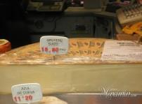 queso Gruyere suizo