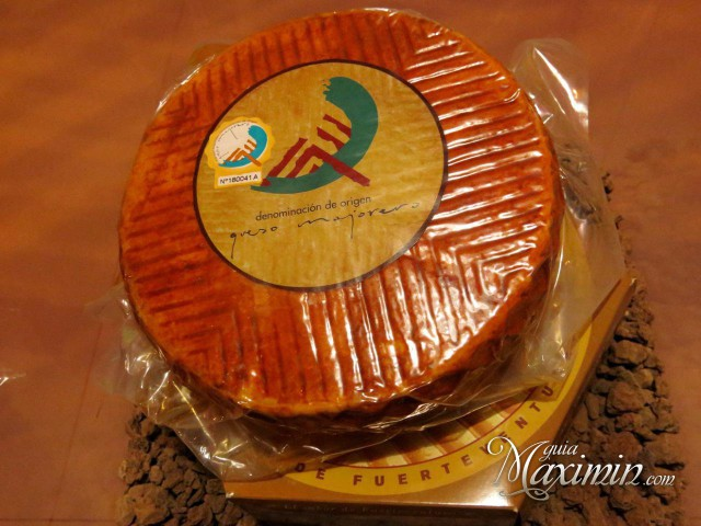 queso majorero de Canarias