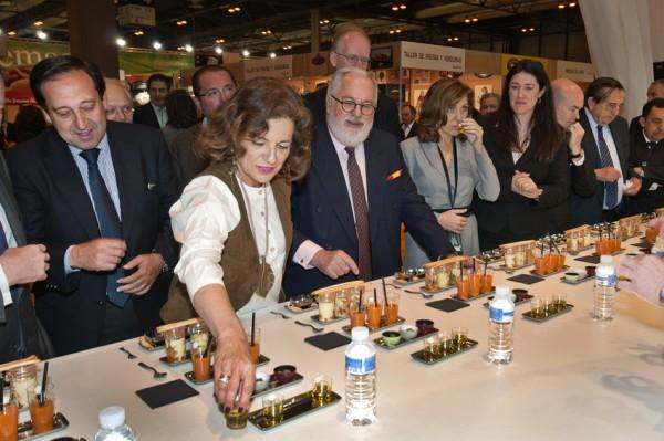 Finaliza la XXVII Edición Salón de Gourmets (Madrid)