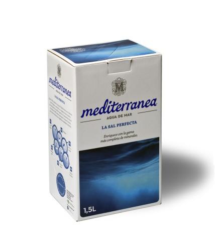 mediterranea agua de mar