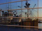 Barco reflejado mb