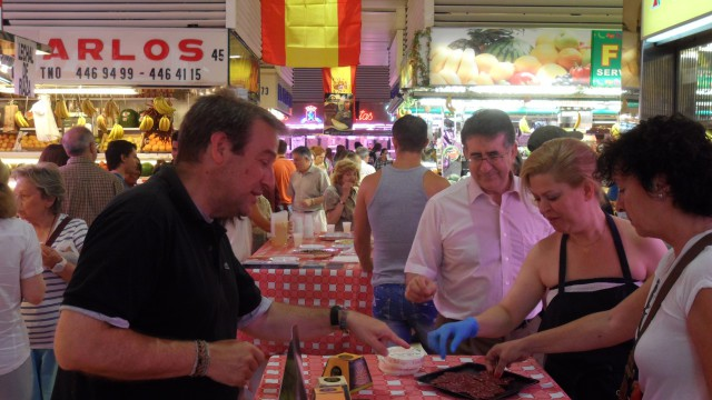 Degustaciones Mercado de Chamberí