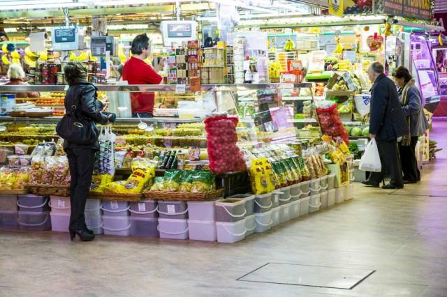 Mercado Chamberí - Encurtidos