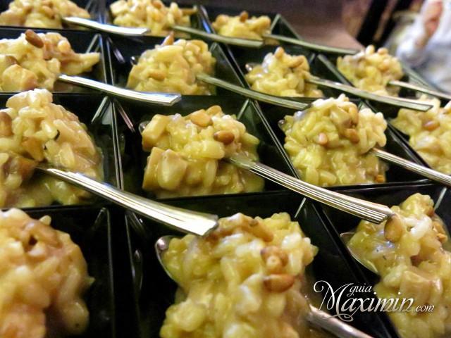 risotto con piñones (2)
