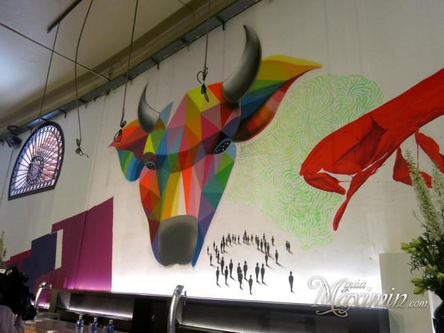 Mural La alternativa