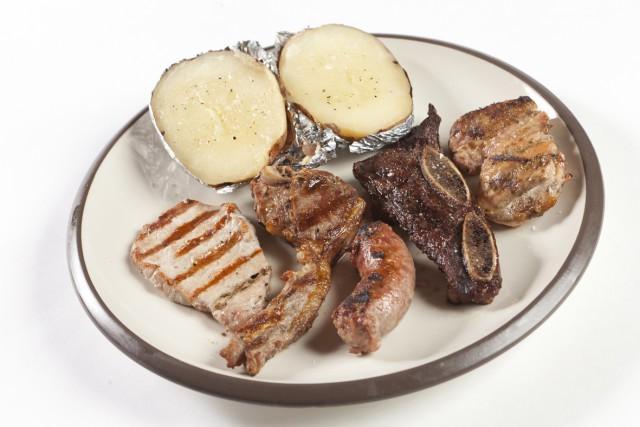 Parrillada de carne MUSSOL optimizada