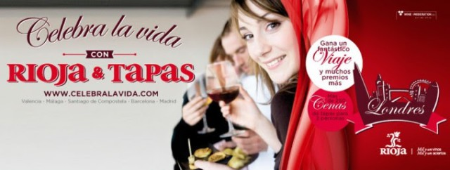 Rioja y tapas