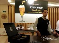 Cerveza Cruz Campo Gran Reserva