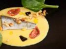 Crema de maíz con sardina salada 2