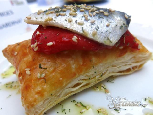 Rte.Higes-Ceviche de sardina