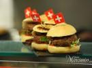 Auténtica cheeseburger suiza según Xavier Pellicer