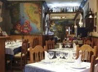 Restaurante Peruano El Inti de Oro