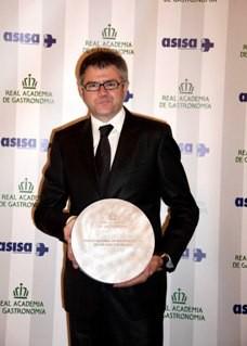 Javier de Andrés Premio Nacional de Gastronomía 2013b