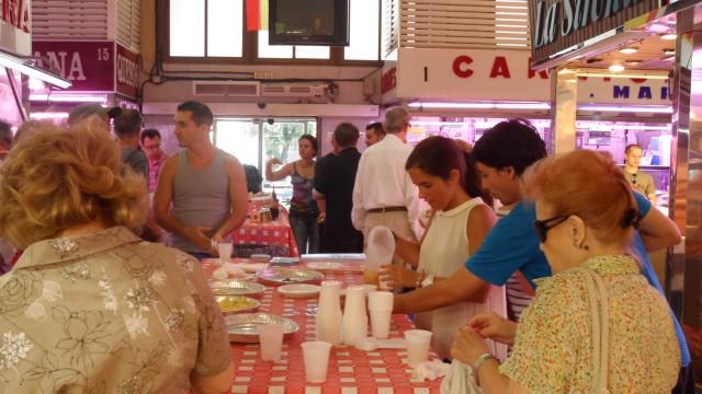 Limonada Mercado de Chamberí