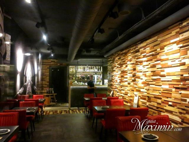 Sot recupera la hora del vermut con sergi arola madrid for Restaurante sergi arola madrid