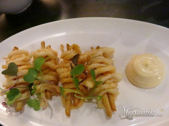 Sot recupera la hora del vermut con sergi arola madrid - Restaurante sergi arola en madrid ...