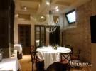 elegante y acogedor reservado en Paradis Gourmet