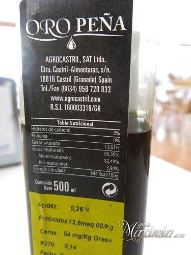 Aceite Picual de Agrocastril