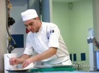 Cristóbal Muñoz, ganador Premio Promesas Alta cocina LCB