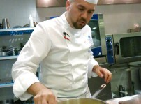 Erwan Poudoulec chef de Le Cordon Bleu