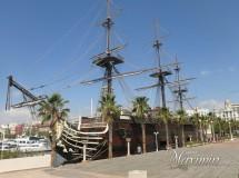 Navío restaurante Santísima Trinidad (Alicante)