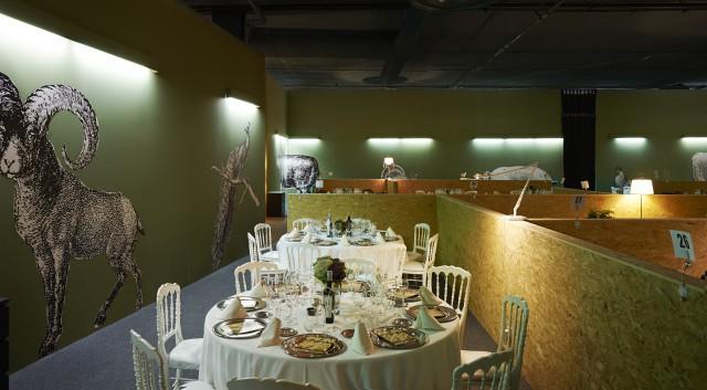 Restaurante La Masia Millesime Madrid 2013