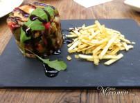 arlequÝn-de-verduras-
