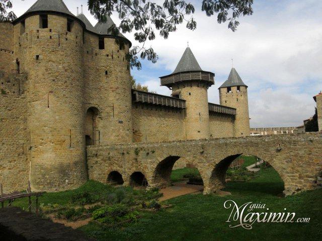 Interior-Cité-Carcasonne