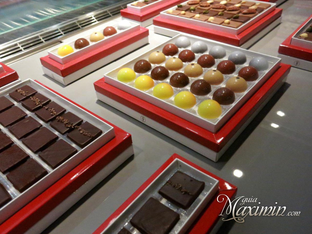SALON DU CHOCOLAT (MADRID)