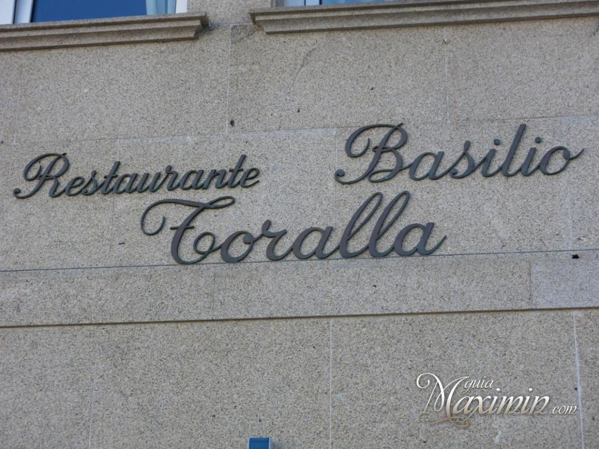 Restaurante Basilio  (Vigo – Po)