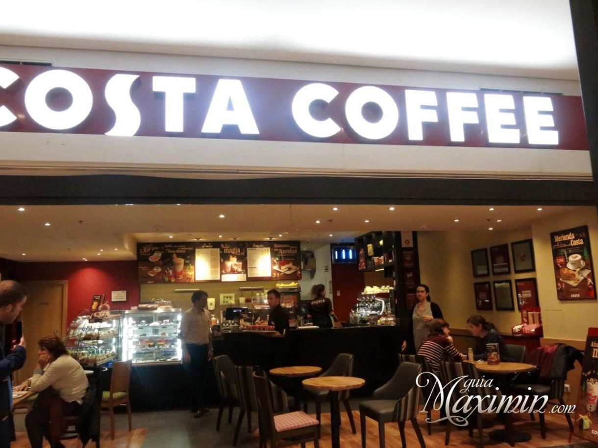Conociendo el café con Costa Coffee