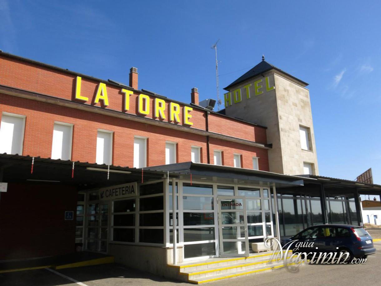 Hotel La Torre (Vega de Valdetronco – VA)