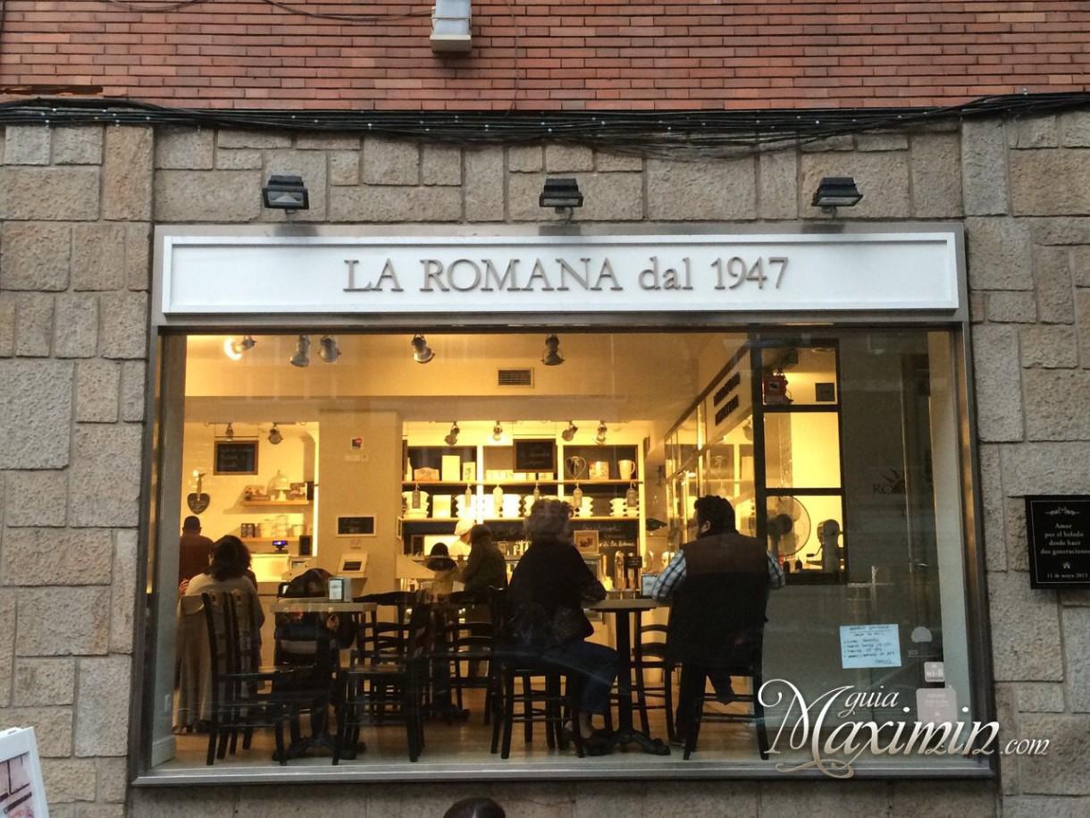 Heladería la Romana – Un delicioso capricho (Madrid)