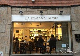 Heladería la Romana - Un delicioso capricho (Madrid)