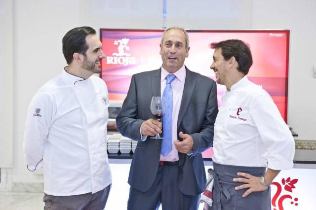 Salon de novedades de vinos de Rioja34