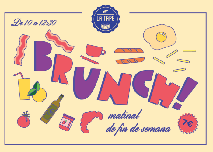 brunch latape