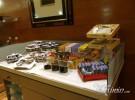 chocolates, cereales, mermeladas...