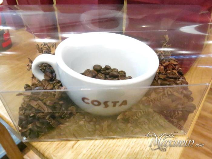 clasica taza de café