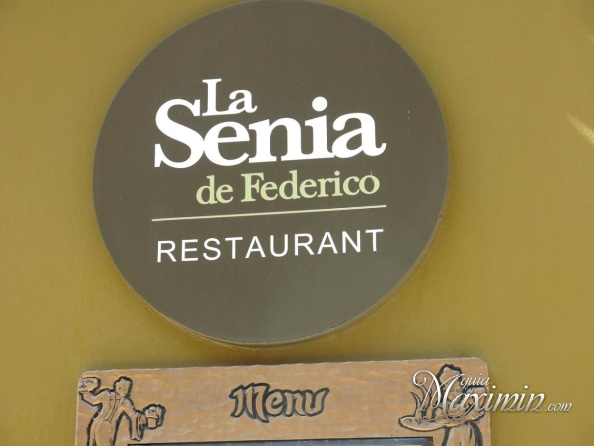 La Senia de Federico – Restaurant (Denia-A)
