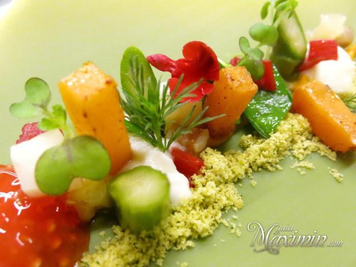 verduras ahumadas