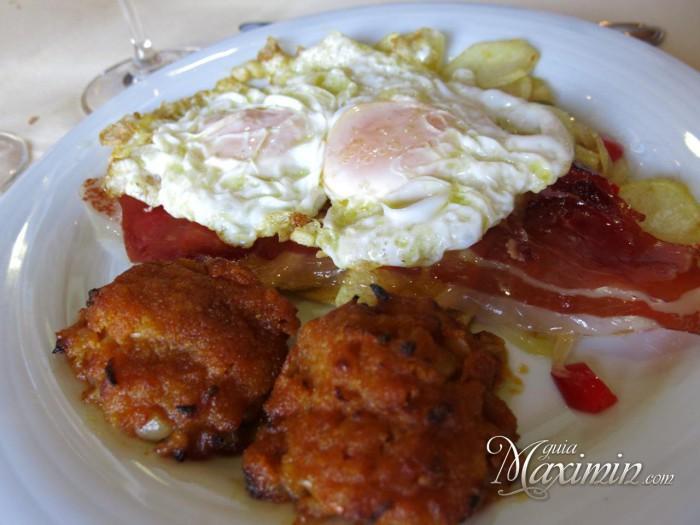 vieiras con huevos fritos y patatas (2)