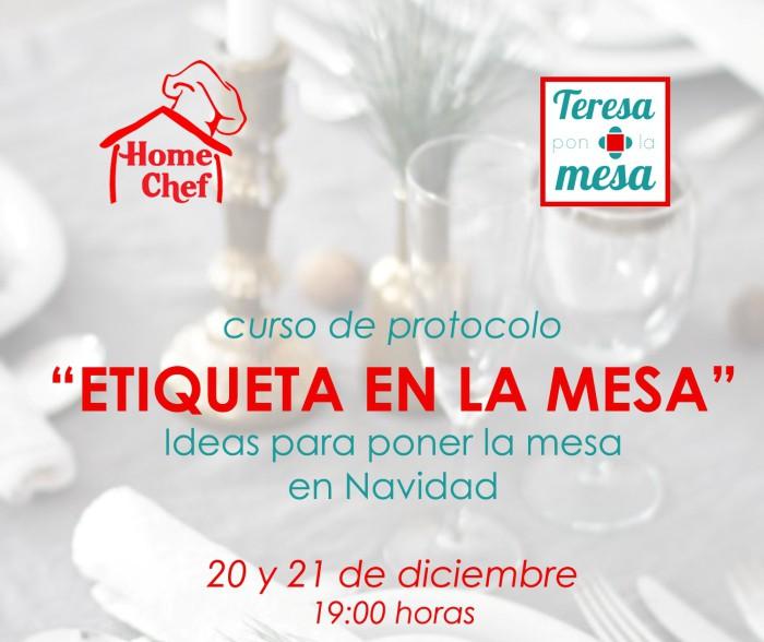 Curso de Protocolo 20-21.12.14 Teresa-Home Chef