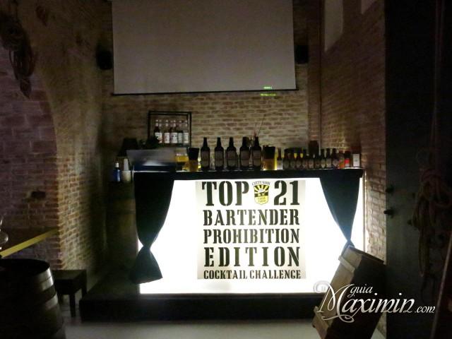 Prohibition Edition Cocktail Challenge