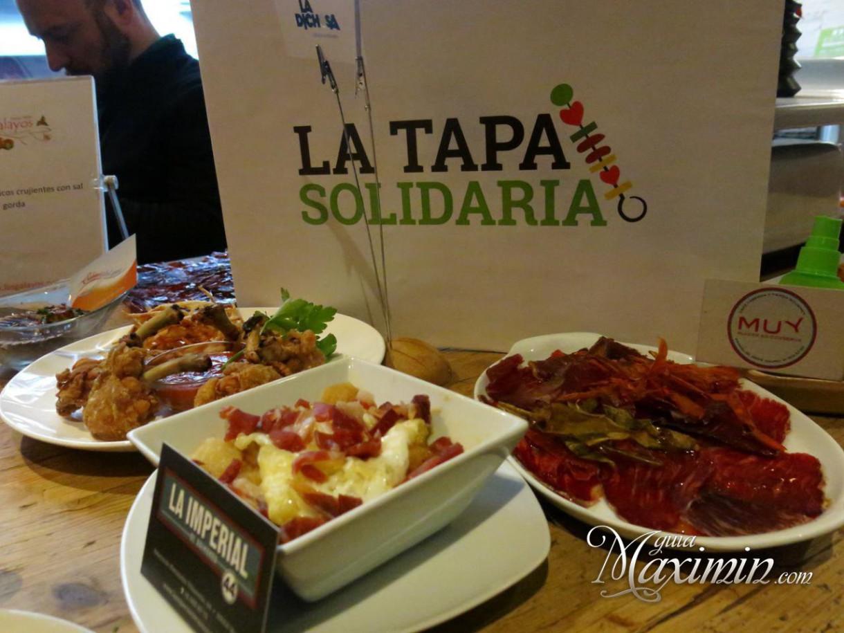 La Tapa Solidaria (Madrid)