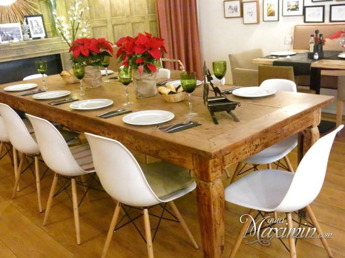 mesa para grupo