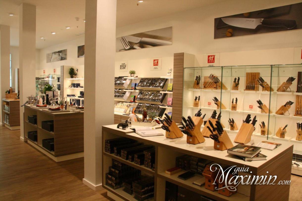 Boutique Zwilling en Barcelona