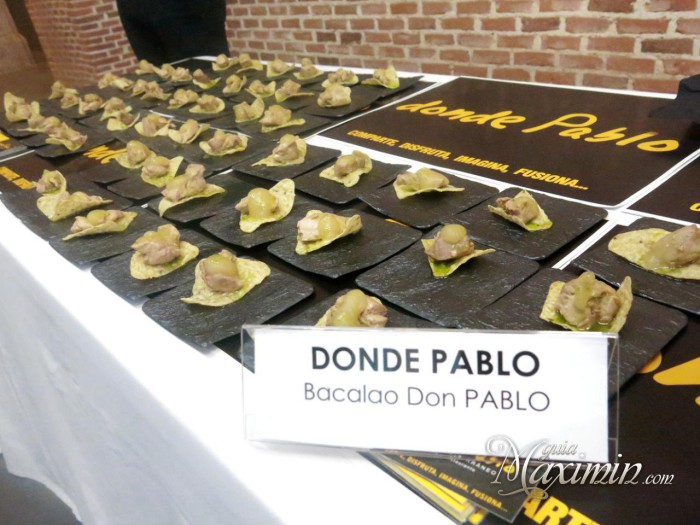 Bacalao don Pablo-Donde Pablo