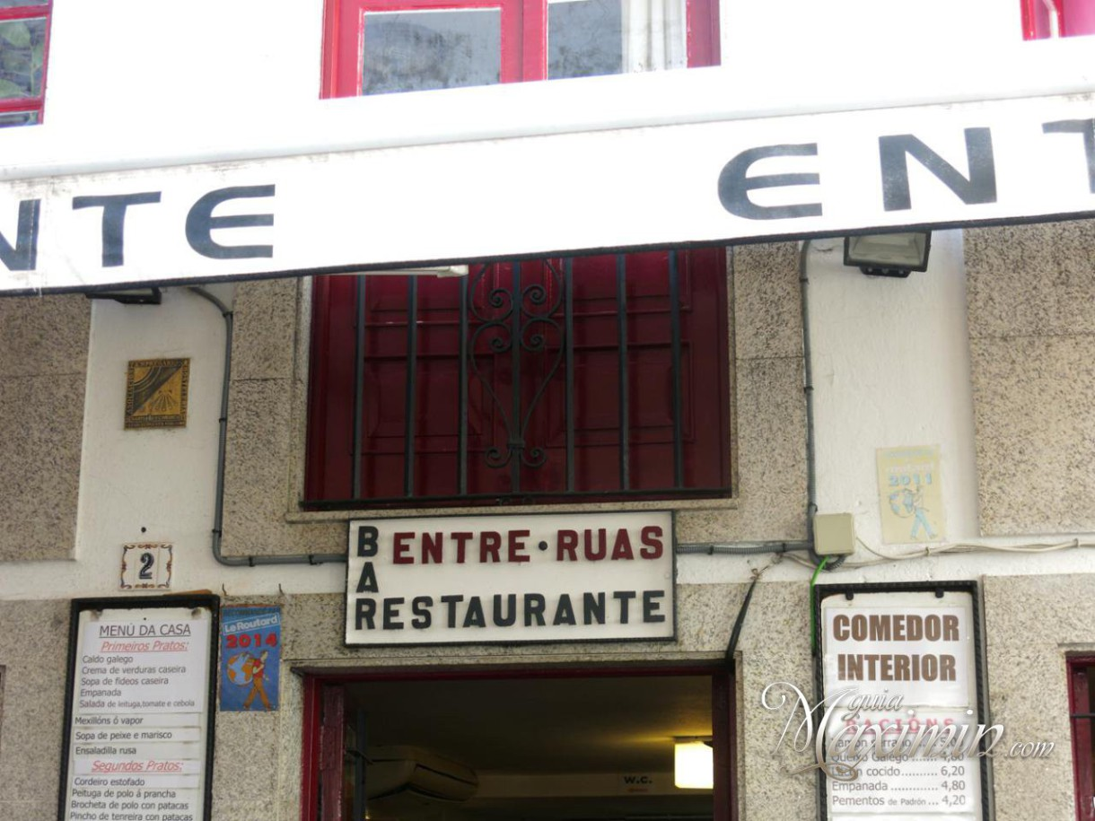 Entre Ruas (Santiago de Compostela – C)