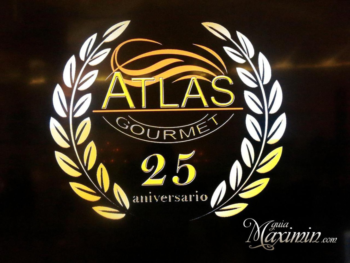 Atlas Gourmet – Feliz Aniversario